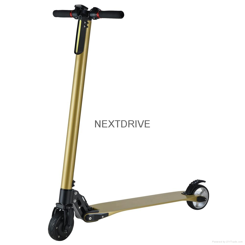 The lightest electric scooter in the world 1