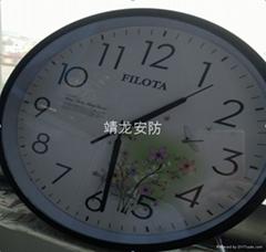 時鐘無線網絡攝像機