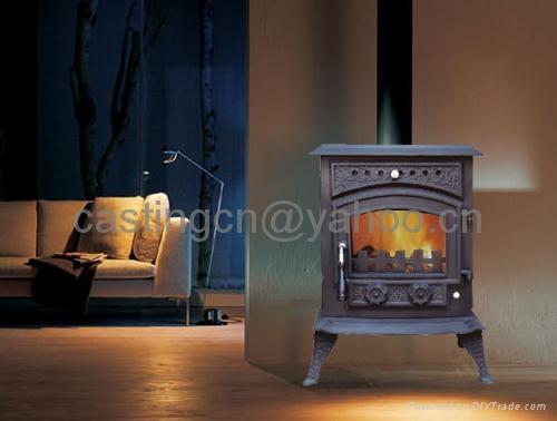 Free Standing Wood Burning Stove Wood Burner China