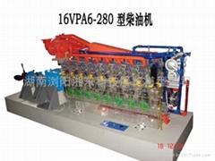 柴油機模型