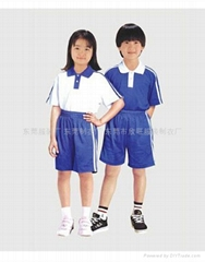 Infant school uniforms
