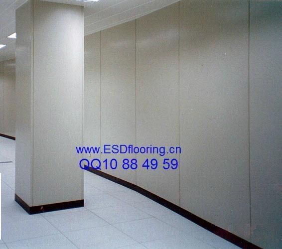 全鋼機房防靜電架空活動地板 5
