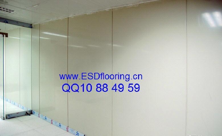 防静电机房电屏蔽隔墙板 1