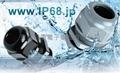 AVC全冠防水電纜固定頭(耐候,耐熱,防火,耐酸鹼,耐侵蝕)