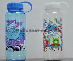 環保無毒防漏防燙Tritan太空杯