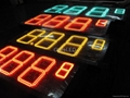 led gas signs