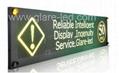 DIP P10 High Brightness waterproof LED Video wall LED modules 2