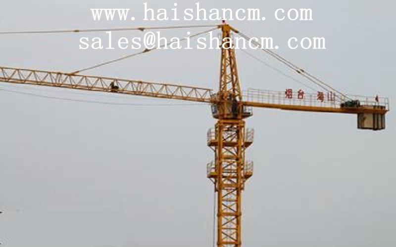 Tower crane QTZ40  1