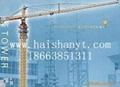 Tower crane QTZ160