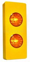 H-952-2 太阳能自发光护栏导标(危一导标)