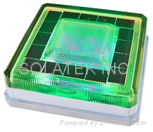 Solar Tempered Glass Tile