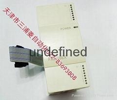 天津三菱PLC擴展FX2N-16EX