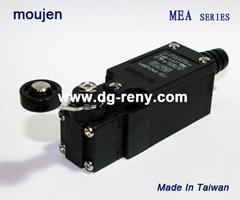 台湾原装进口轻型限制开关MEA9104