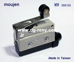 臺灣原裝進口茂仁小型橫式限制開關MN5141