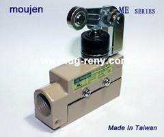台湾原装进口防油横式限制开关MJ1-6114