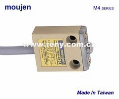 台湾原装进口茂仁密封式限制开关 M4-4102