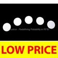 ROXTRON RFID PVC Disc Tag