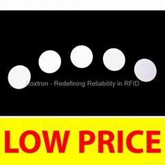 RFID PVC Disc Tag