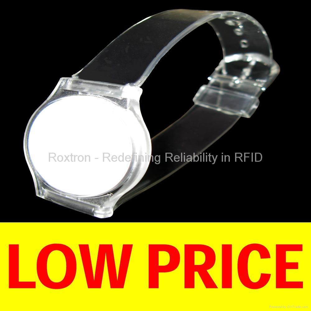ROXTRON EM4100 RW06 Wristband