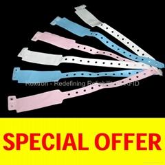 MIFARE 4K Disposable RS06 Wrist Strap