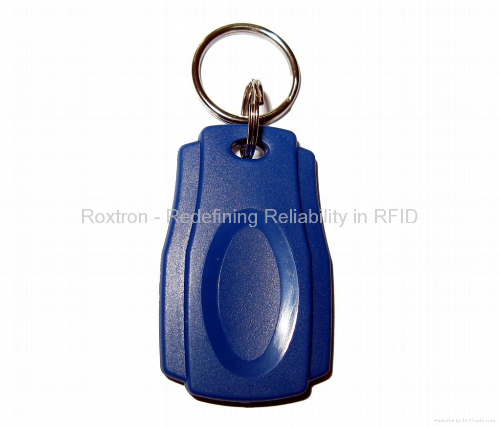 ROXTRON em4100 key tag