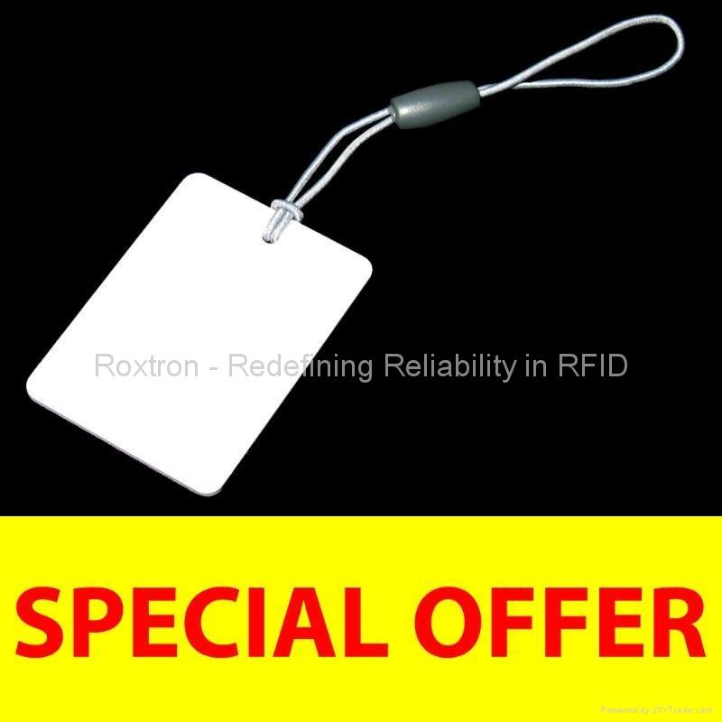 ROXTRON 125 khz key tag