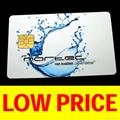 ROXTRON SLE4428 + MIFARE 1K Dual Interface PVC ISO Card