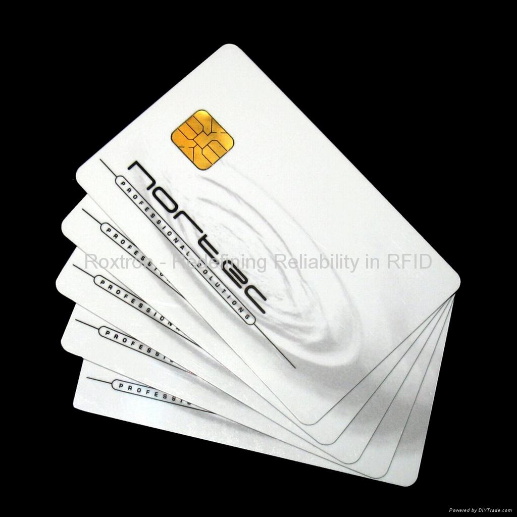 ROXTRON AT24C16 Conact Card