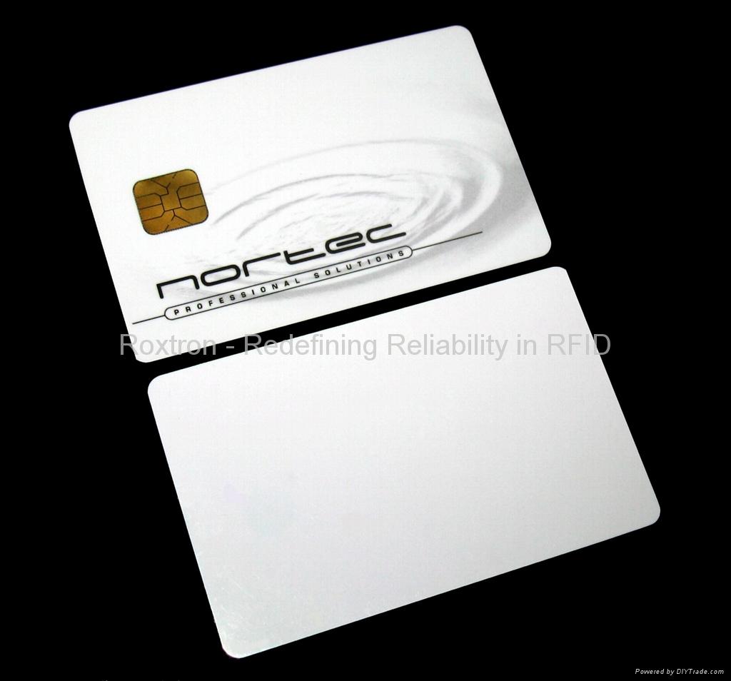 24C02 Contact Card