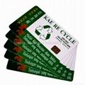 I2C Bus Contact Card