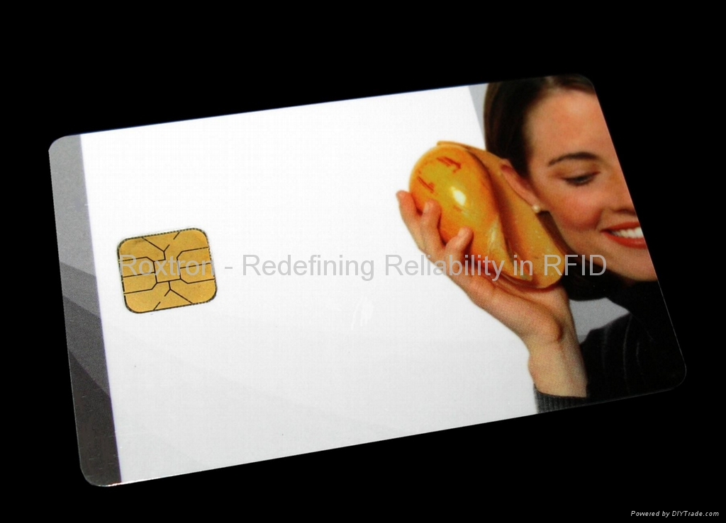 ROXTRON 24c02 card