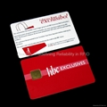 ROXTRON AT24C16 contact card