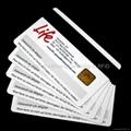 ROXTRON sle4428 contact card