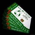 AT24C16 Conact Card