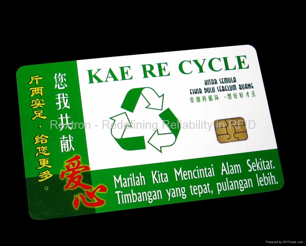 ROXTRON sle4428 card