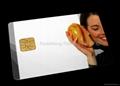 SLE4442 Contact Card 5