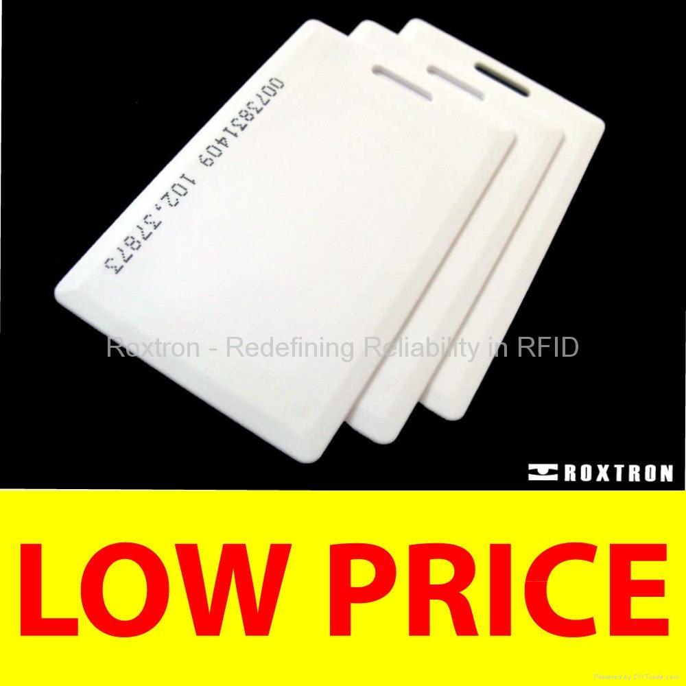 ROXTRON T5567 Clamshell Card