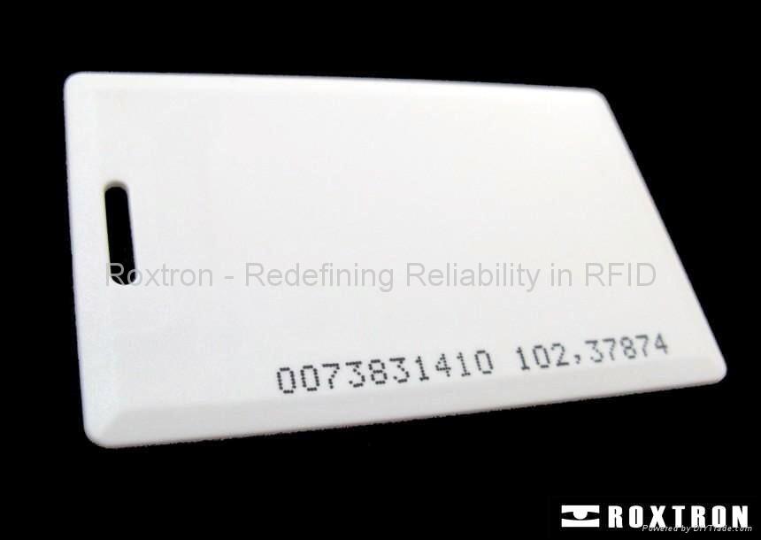 ROXTRON hitag clamshell card