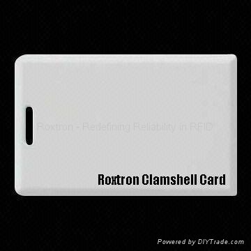 ROXTRON thick card