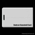 ROXTRON thick card