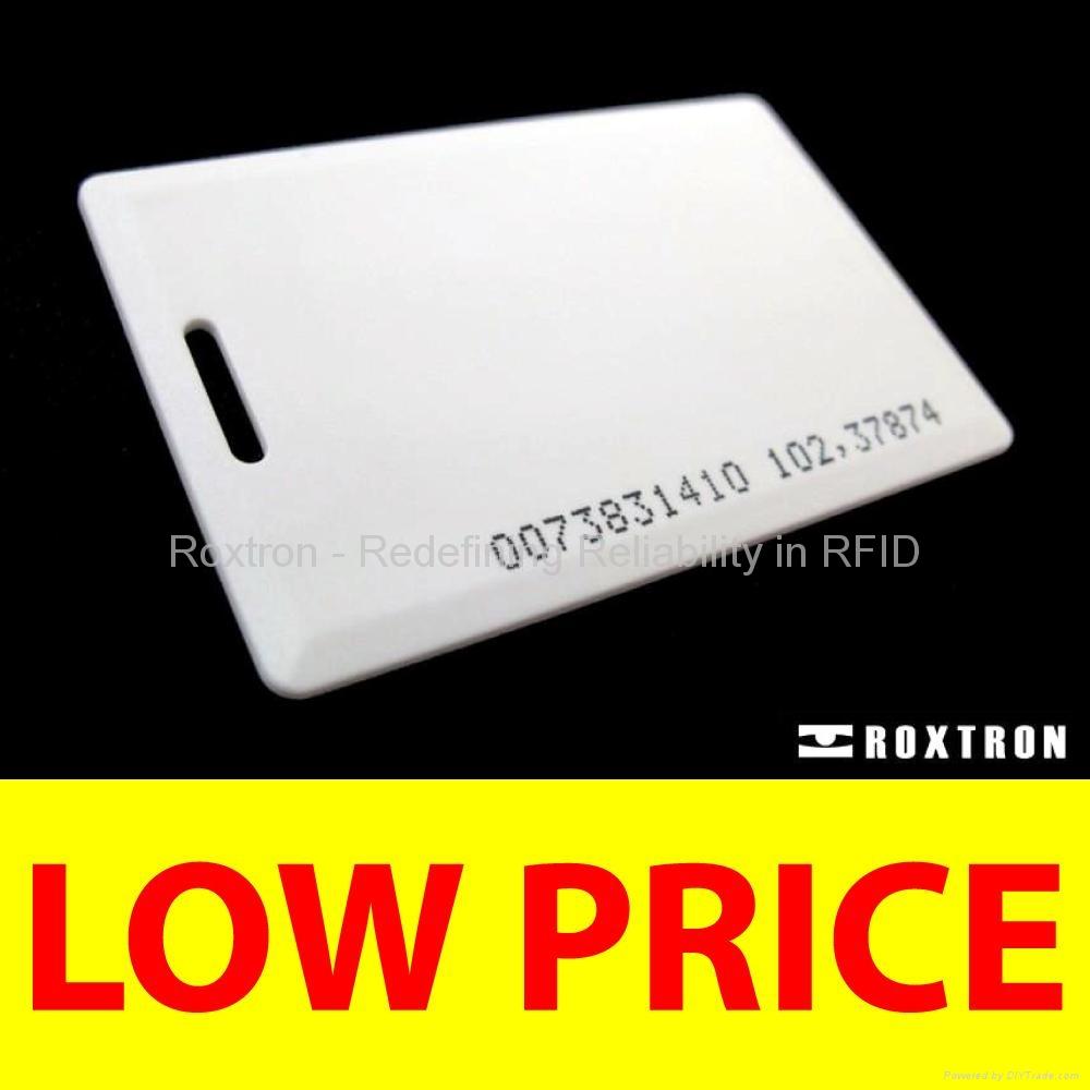 ROXTRON 13.56 MHz Clamshell Card