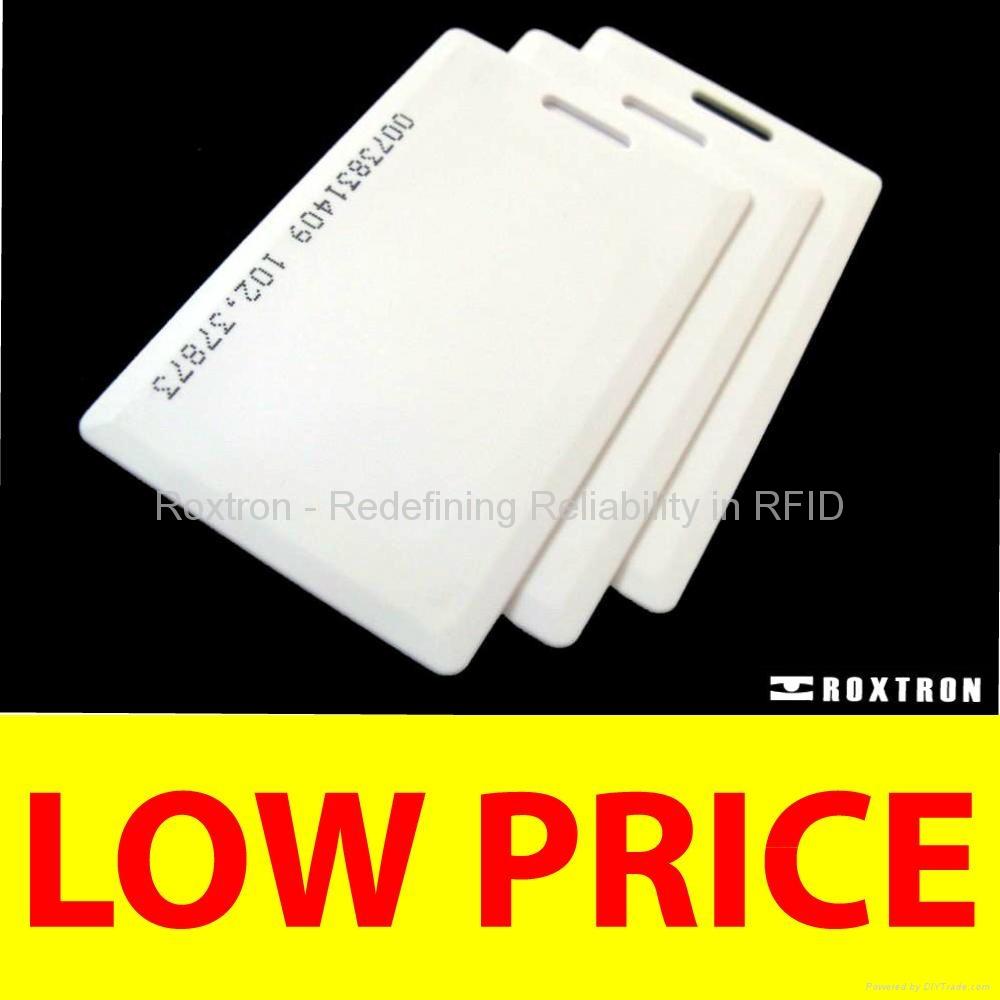 ROXTRON MIFARE Clamshell Card