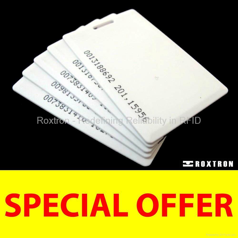 ROXTRON MIFARE 4K S70 Clamshell Card