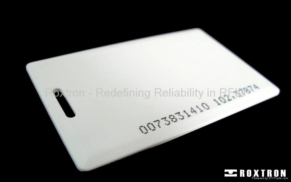 ROXTRON ufh gen2 thick card