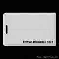 UHF Gen2 Clamshell Card