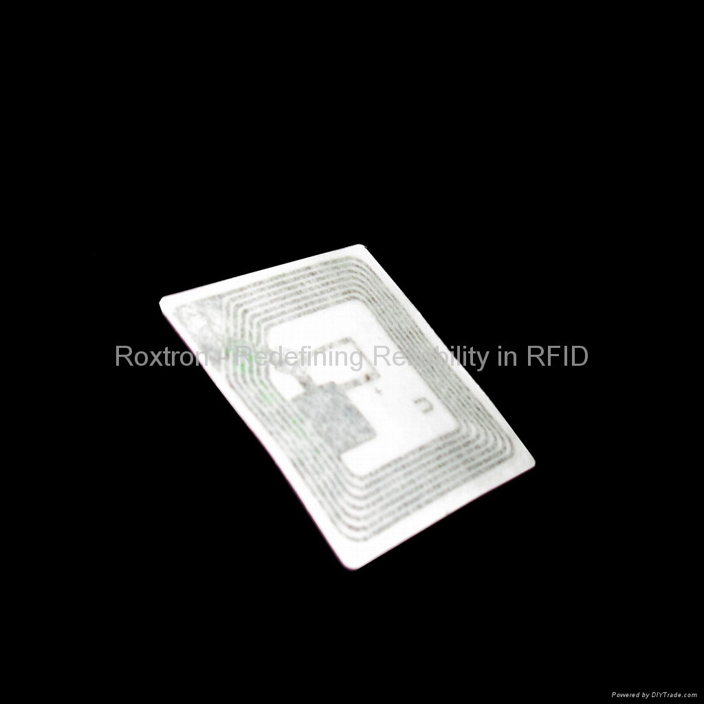ROXTRON Tag-it Ti256 Adhesive Paper Label