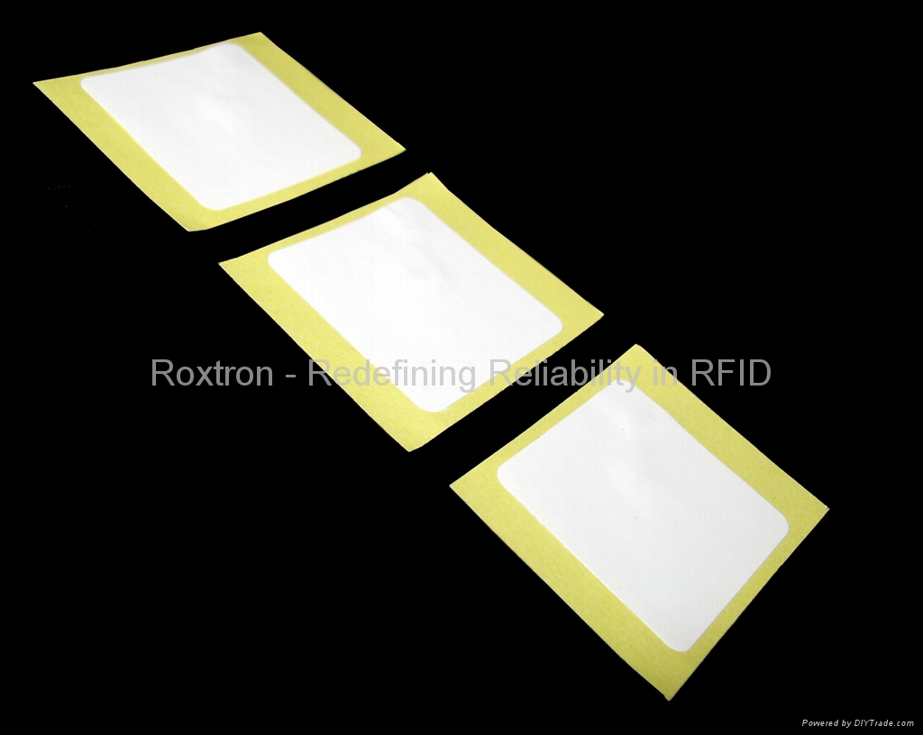 ROXTRON Tag-it Adhesive Paper Label