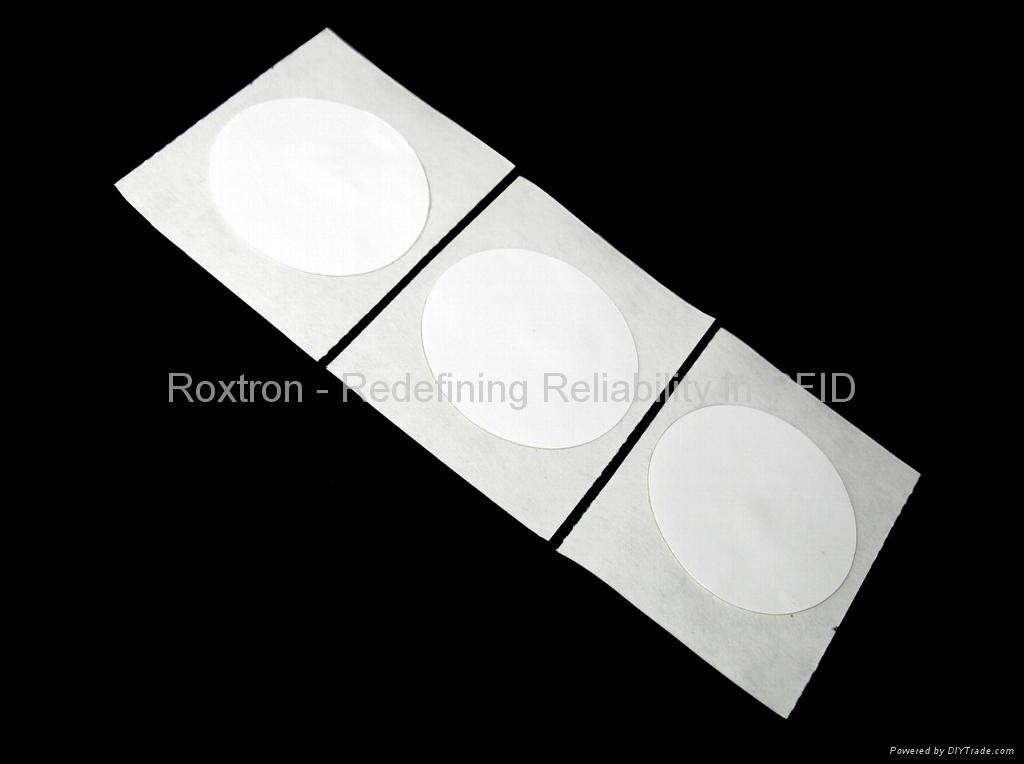 ROXTRON desfire 8k sticker