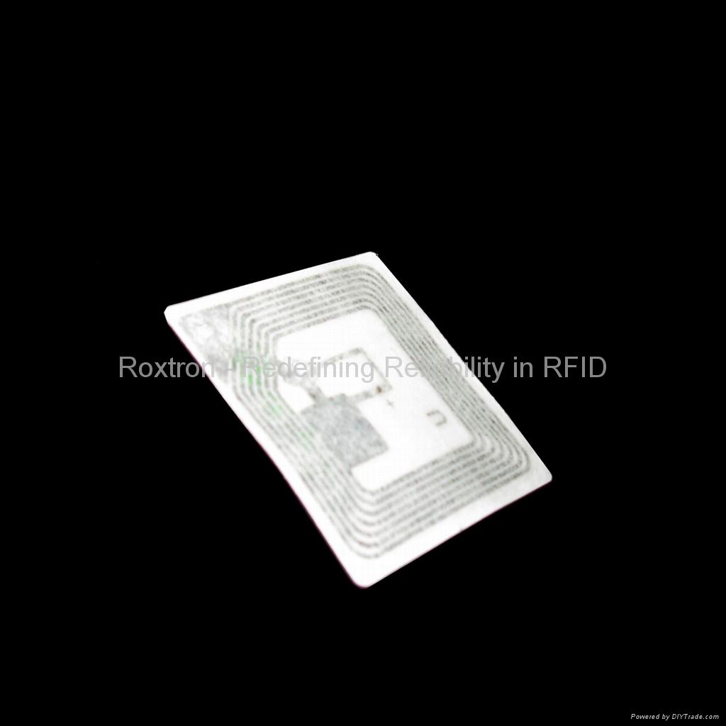ROXTRON desfire 2k label