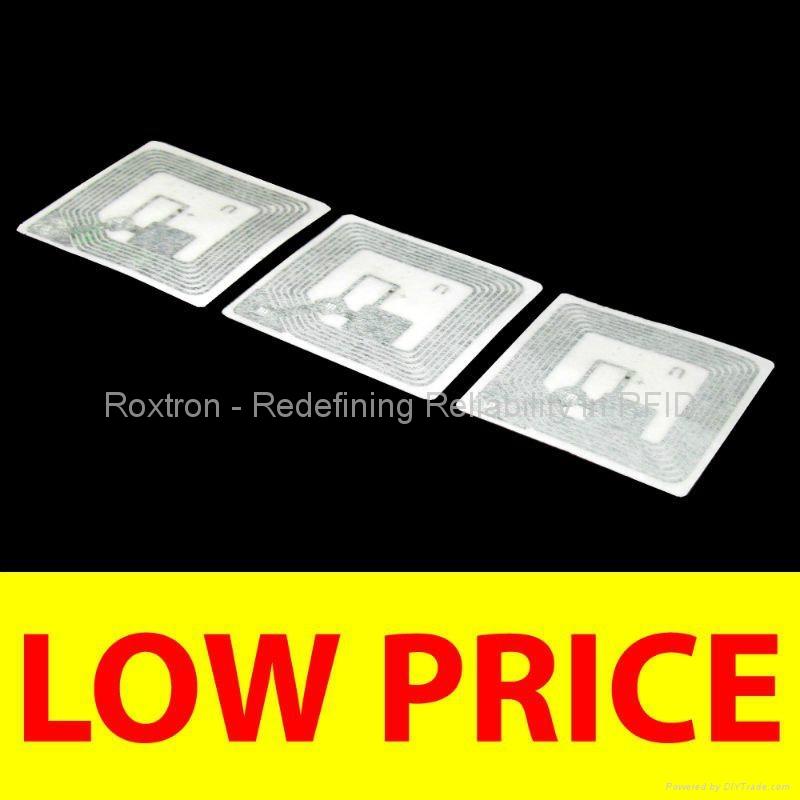 ROXTRON mifare 1k label